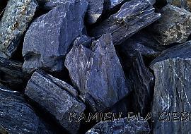 Bryła Black Kamień łamany