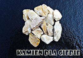Grys Giallo Siena Grysy, Żwiry, Otoczaki - Worki 20 Kg