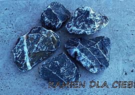Negro Gabion Kamień łamany